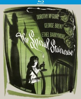 Spiral Staircase (1945) The Spiral Staircase Blu-ray Us Imp