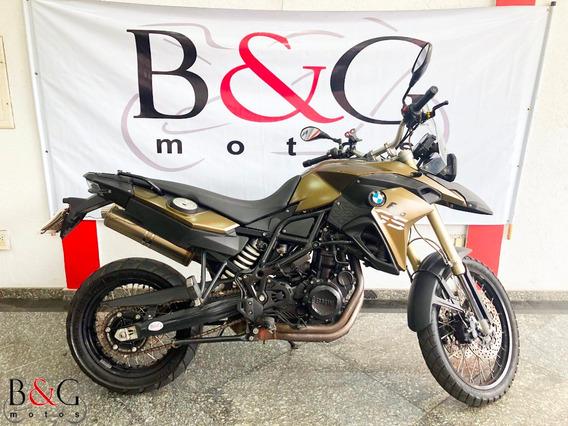 Bmw F 800 Gs - 2014