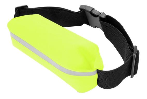 Riñonera Running Porta Celular Expandible Impermeable Sport