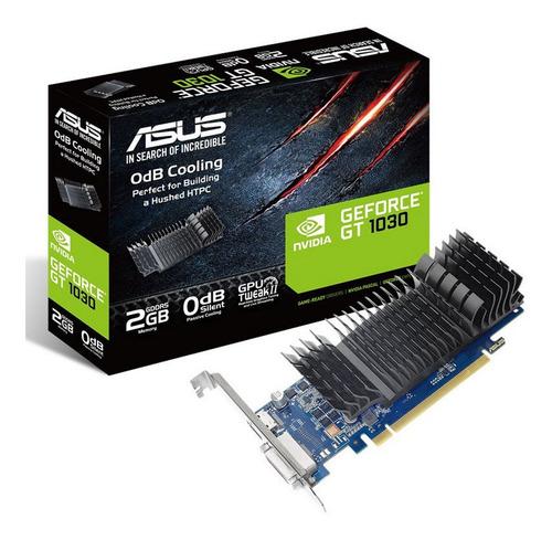 Tarjeta Video Nvidia Geforce Gt1030 2gb Ddr5 Giga Zotac Gtx