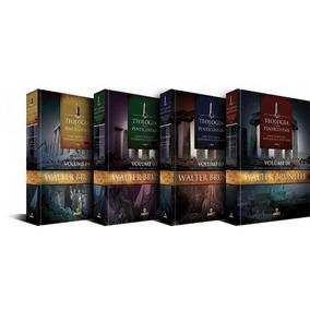 Teologia Para Pentecostais - 04 Volumes - Walter Brunelli