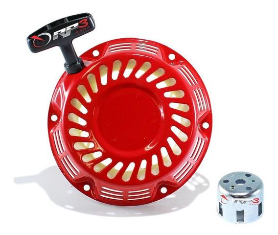 Partida Retrátil Motor Honda Gx120 / Gx160 / Gx200 - C/ Copo