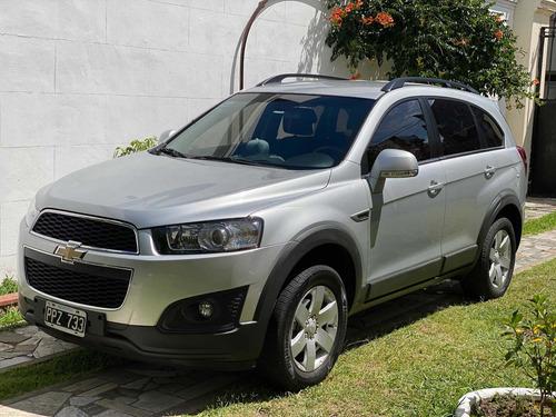 Chevrolet Captiva 2.4 Ls 167cv 2016 Segunda Mano , Rebajada