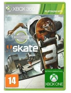 Skate 3 Xbox 360 Original Lacrado Mídia Física Rcr Games