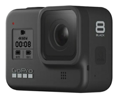 Camera Digital Gopro Hero 8 Black 12 Mp 4 K Original Com Nfe