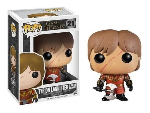 Funko Pop Tyrion Lannister 21 Game Of Thrones Baloo Toys