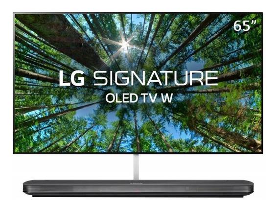 Tv 65 Lg Oled W8psa Signature + Tv 50 Led Lg Uk6520psa