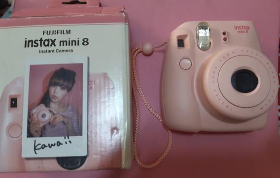 Câmera Instax Mini 8 Fujifilm
