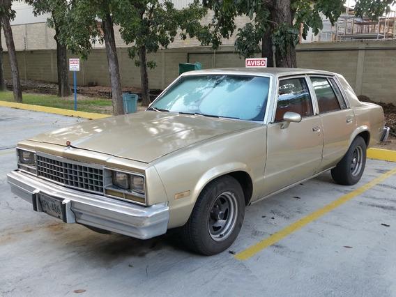 Malibu Año 83 Original Muy Bien Conservado - Chevrolet