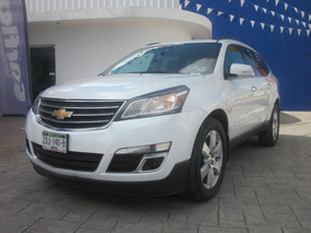Chevrolet Traverse 3.6 Lt Piel At Carflex Cun 21372374