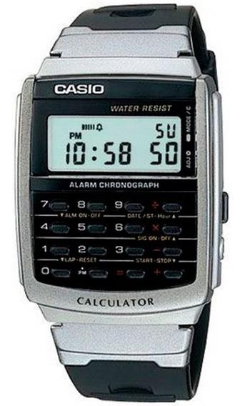 Relógio Casio Calculadora - Ca-56-1df