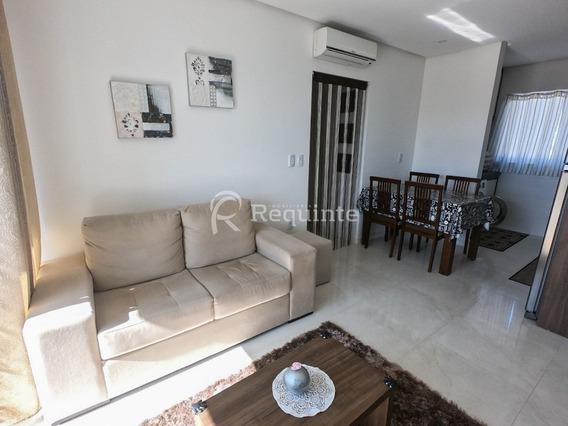 Apartamento 2 Dormitórios Mobiliado Em Porto Belo - 1952