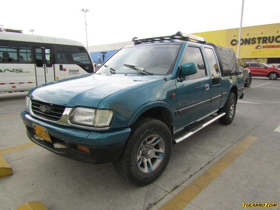 Chevrolet Luv Ls Mt Aire Acondicionado