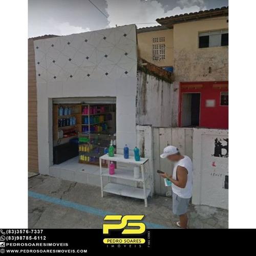 Ponto À Venda, 160 M² Por R$ 300.000 - Mangabeira - João Pessoa/pb - Pt0084
