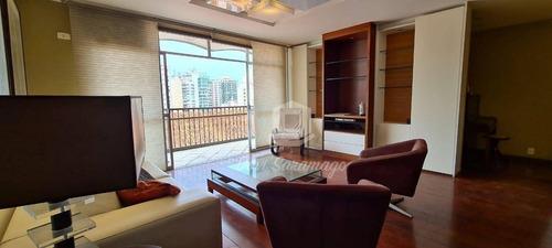 Imagem 1 de 30 de Apartamento À Venda, 140 M² Por R$ 1.150.000,00 - Icaraí - Niterói/rj - Ap0684