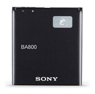 Bateria Pila Sony Xperia S Lt26 Lt26i Lt25 Ba800 Envio Grati