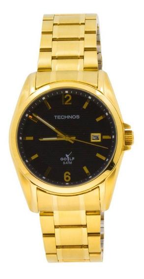 Relógio Technos Classic Golf - Frete Grátis