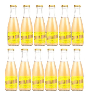 Ginger Ale Santa Quina 200ml X Pack 12