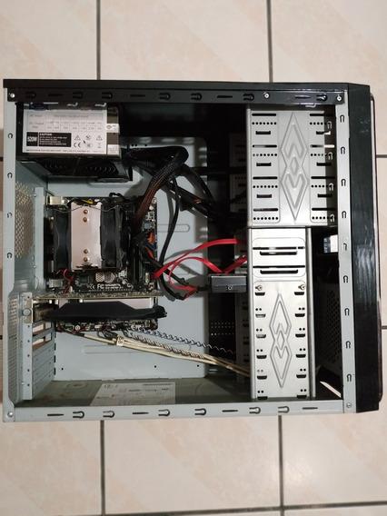 Pc Gamer I5 4460 + Gtx 1050ti + 10gb De Ram + Monitor 17