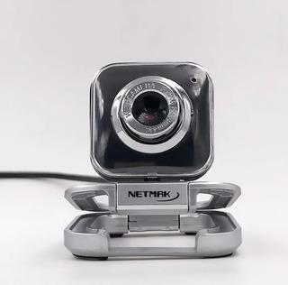 Webcam -camara - Netmak Usb Microfono Notebook Pc