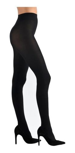 Media Panty Ultraopaca Termica Mujer Mora 1140 Vs Colores