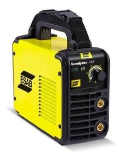 Maquina De Solda ( Inversora ) Handyarc 140i Esab 220