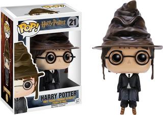 Funko Pop Harry Potter #21 - Miltienda - Harry Potter W/ Hat