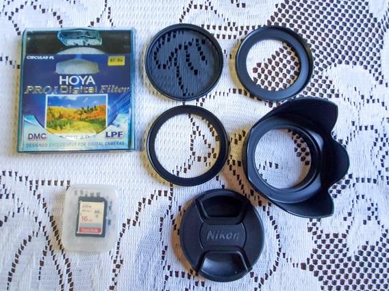 Filtro Polarizador Hoya Pro1 Digital 67mm E Outros!!!