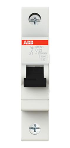 Breaker Abb Riel Sh200 1p 32 A 10ka120vac-1f Vmax:253vac