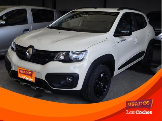 Renault Kwid Outsider 1.0 Mec 5p Jtk783