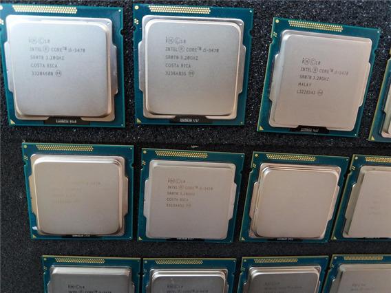 Processador Intel I5 3470 3,6 Ghz Lga 1155 12xs/juros