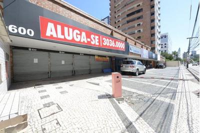 Loja Comercial Para Locação, Aldeota, Fortaleza. - Lo0038