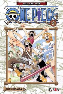 One Piece 05 - Ivrea - Manga - Edicion 2019