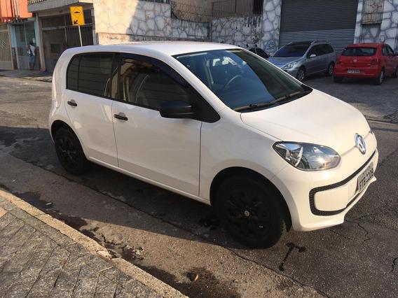 Volkswagen Up 2015 Branco 4p