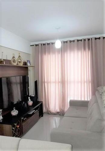 Imagem 1 de 16 de Apto Na Vila Matilde Com 3 Dorms Sendo 1 Suíte, 2 Vagas, 71m² - Ap14410