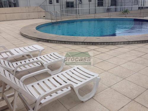 Imagem 1 de 14 de Apartamento Com 3 Dormitórios Para Alugar, 144 M² Por R$ 1.400,00/mês - Presidente Vargas - Manaus/am - Ap3088