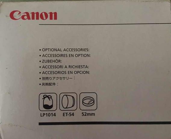 Máquina Fotográfica Analógica Canon Eos 3000n