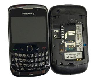 Lote C/ 29 Aparelhos Blackberry 9300 No Estado