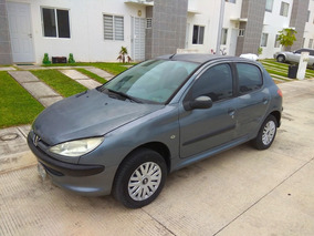 Peugeot 206 1.6 5p Xt Tiptronic At 2006