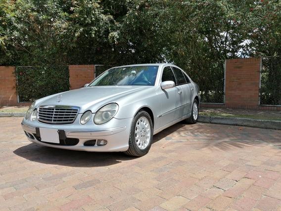 Mercedes-benz Clase E E 350 Blindado