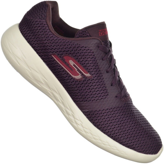Tênis Skechers Go Run 600 Refine 15061-burg