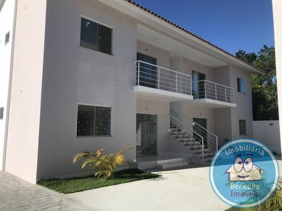 Apartamento Novo Para Venda Por R$270.000,00 - 1874