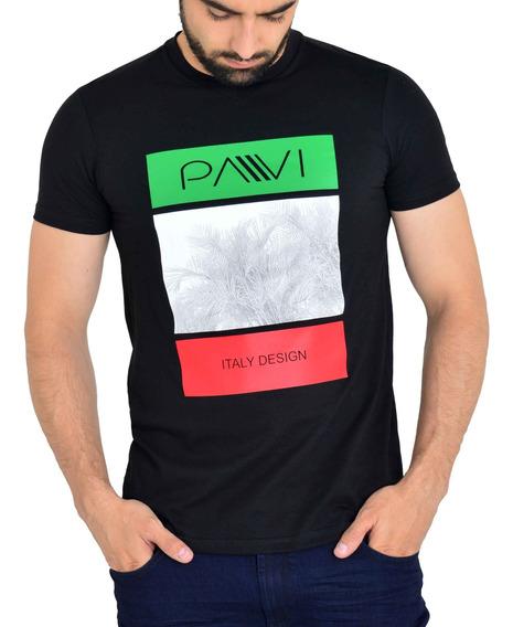 Playera Caballero Pavi Italy 04-0202