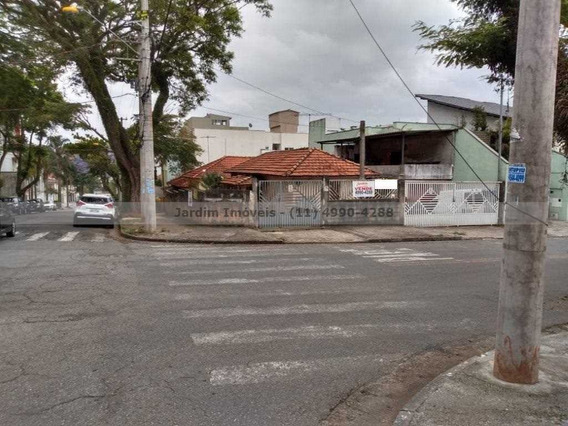 Terreno - Jardim - Santo Andre - Sao Paulo   Ref.: 29960 - 29960