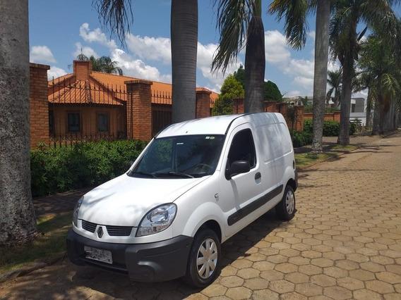 Renault Kangoo 1.6 16v 4p Branca