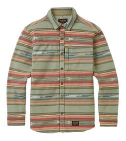 Camisa Termica Polar Burton Spillway Snap