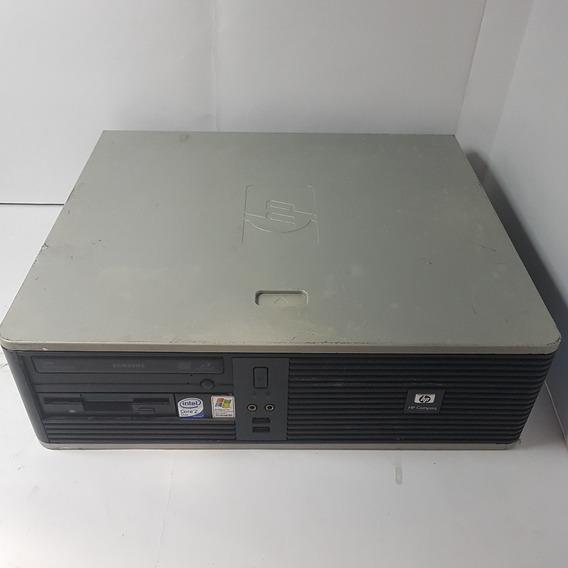 Computador Hp Compaq Dc5700 Core2duo 6420 2.1 2gb Hd160gb N7