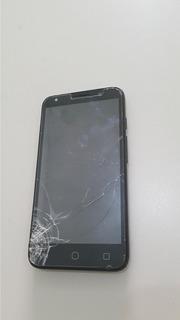 Celular Alcatel 5045 J Para Retirar Peças Os 030
