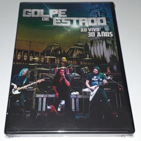 Golpe De Estado - Ao Vivo 30 Anos (dvd)