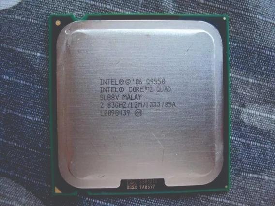 Processador Intel 2quad Q9550